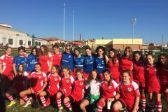 Concentramento Interregionale Femminile Under 16-14 | 26.10.19 Biella