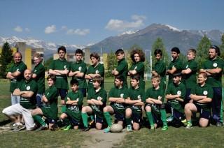 Under14: Biella Rugby – Ivrea Rugby Club 05-10