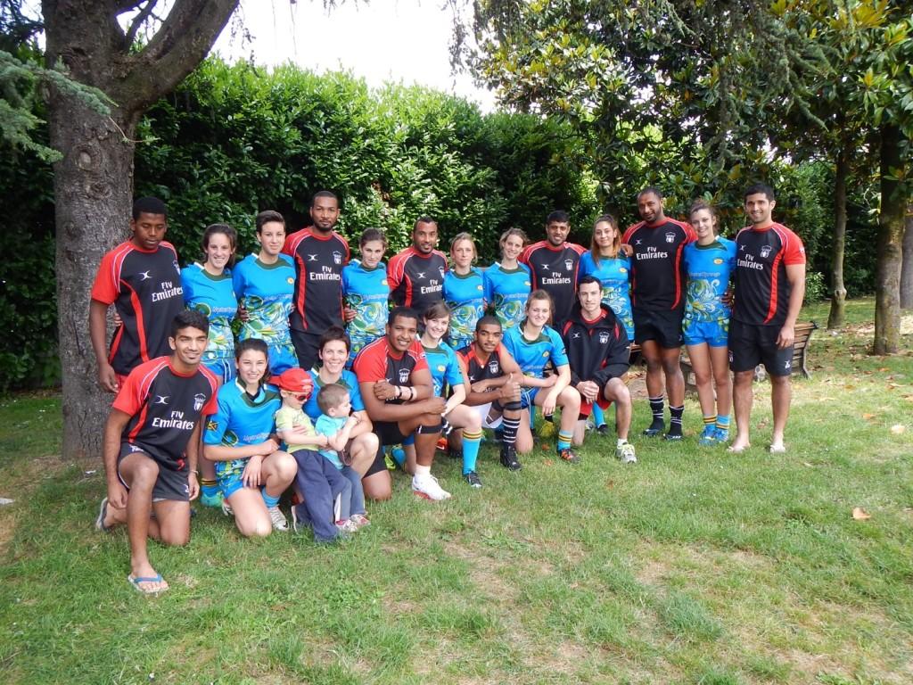 Le Sirio protagoniste al Milano Rugby Festival