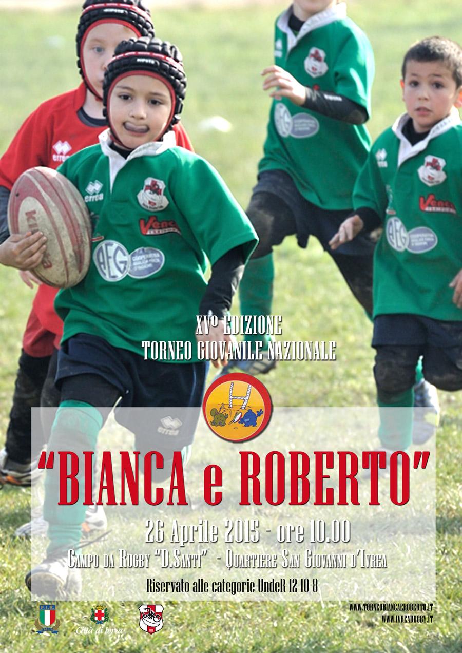 XV° Edizione Torneo Giovanile di Rugby Categorie Under 12 - 10 - 08