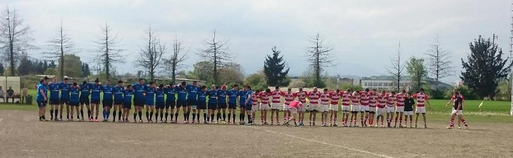 Serie C1: Cus Torino Rugby – Ivrea Rugby Club  36 – 00 (26 – 00)