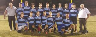 UNDER 18 : San Mauro Rugby – Am. Novara/Ivrea Rugby 12