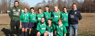 Domenica di rugby per le squadre giovanili dell'Ivre