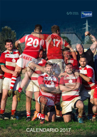 Presentazione calendario realizzato con la collaborazione di Ivrea Rugby al fine di sostenere le iniziative della Fondazione di Comunità del Canavese.