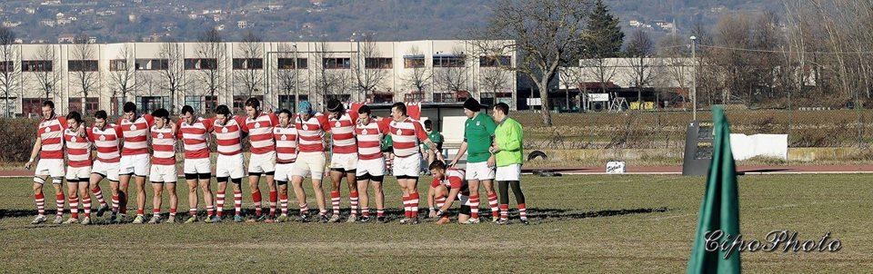 Serie C1 IX° Giornata ss 2016/17: Ivrea Rugby Club – Am. Novara Rugby  13 – 29 (13 – 12)