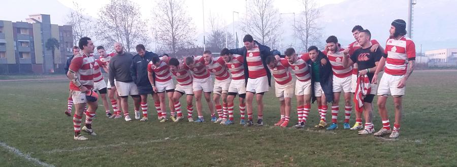 Serie C1 VIII° Giornata ss 2016/17: Ivrea Rugby Club – CUS Torino 12-12 (12-12)