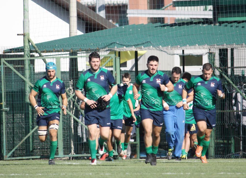 Serie C1 Girone D – VI° Giornata GIRONE D POULE 1: Rivoli Rugby – Ivrea Rugby Club asd 17-25 (7-10)