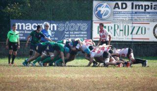Serie C1 Girone D – III° Giornata GIRONE D POULE 1: Rho Rugby – Ivrea Rugby Club asd 31-12 (17-07)