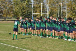 Under 18 II° Giornata: Ivrea Rugby Club – Volvera Rugby 76-00 (43-00)