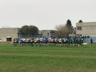Serie C1 Girone D – V° Giornata GIRONE D POULE 1: CUS Torino 2 – Ivrea Rugby Club asd 30 -18 (10 – 6)