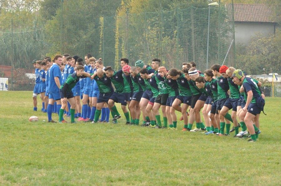Under 18 – III° Giornata Moncalieri Rugby –  Ivrea Rugby Club 12 – 34 (12 – 15)