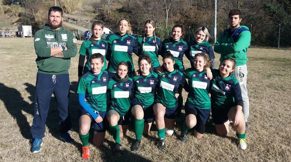 La Seniores Femminile vince il secondo turno di Coppa Italia.