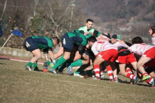 Serie C1 Girone 4 – II° Giornata II° Fase Promozione – VII° Rugby Torino – Ivrea Rugby Club asd  25 – 32 (15 – 26)