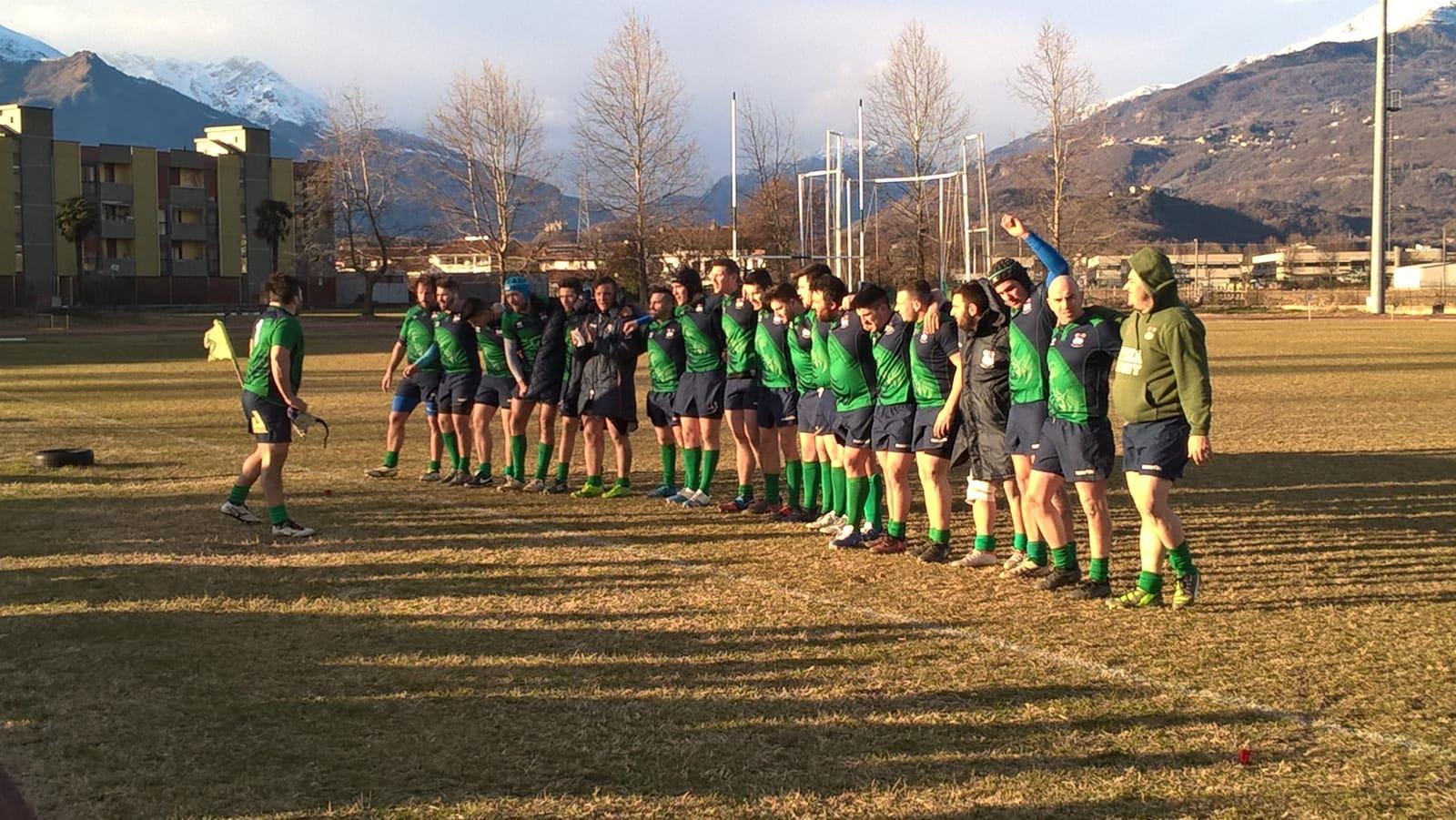 Serie C1 Girone 4 – I° Giornata II° Fase Promozione –  Ivrea Rugby Club asd – Savona Rugby  41-12 (19-5)