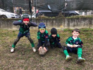 Fine Settimana da Incorniciare per le sq dell'Ivrea Rugby Club.