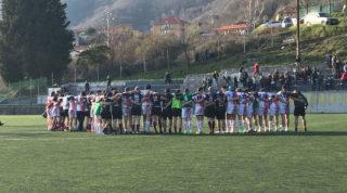 Serie C1 Girone 4 – V° Giornata II° Fase Promozione – Amatori Genova – Ivrea Rugby Club asd 11-10 (8-3)