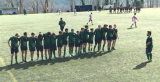 Resoconto Fine settimana Giovanili Ivrea Rugby.