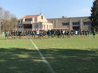 Serie C1 Girone 4 – VIII° Giornata II° Fase Promozione – CUS Pavia Rugby – Ivrea Rugby Club asd 24-36  (0-24)