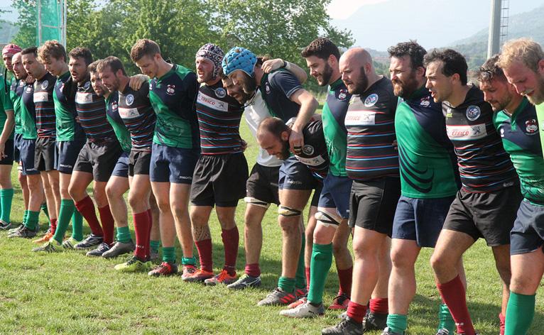 Serie C1 Girone 4 – X° Giornata II° Fase Promozione – Ivrea Rugby Club asd – Amatori Genova 20-45 (10-23)