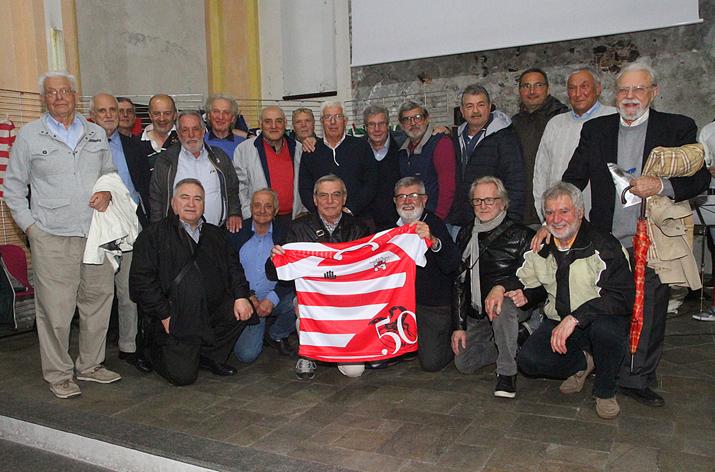 """""""Una città in meta"""" 50 anni di vita dell'Ivrea rugby"""