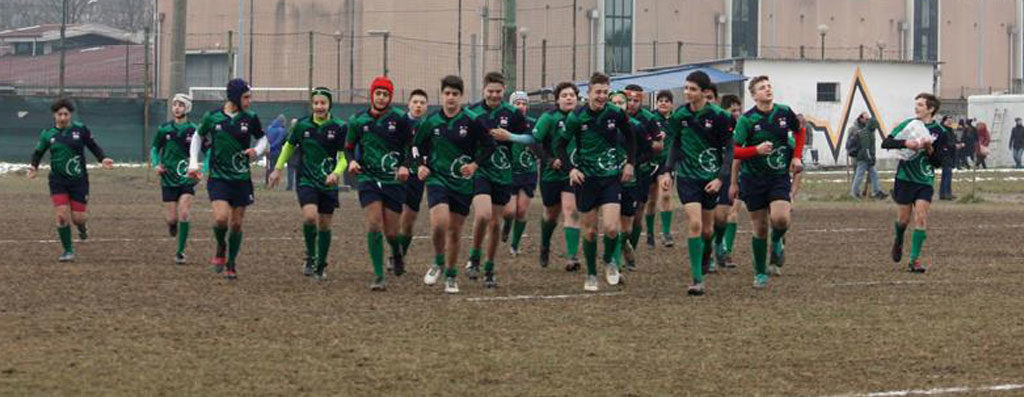 Il Week end delle giovanili dell'Ivrea Rugby