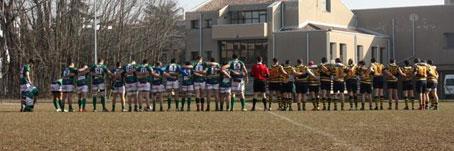 Serie C1 Girone PROMOZIONI – II° Giornata GIRONE D POULE 2 CUS Pavia – Ivrea Rugby Club 10-22 (7-10)
