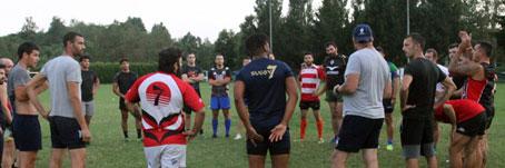 Rugby, l'argentino San Martin a Ivrea Arrivano i rinforzi per la serie B